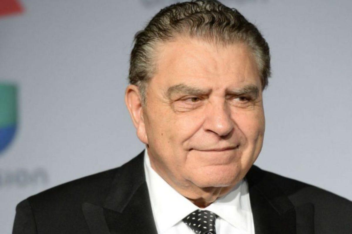 1.- Mario Luis Kreutzberger Blumenfeld se cambió el nombre, pues sus apellidos eran muy largos y difíciles de pronunciar. Foto:vía AFP