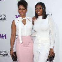 Así aparecieron en un evento de VH1. Foto:vía Instagram/melbofficial