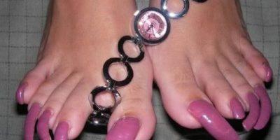 Fotos: 36 pies con uñas tan horribles que no los dejarán dormir