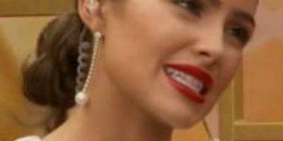 Olivia Culpo se desvaneció en plena alfombra roja de los Emmy 2015