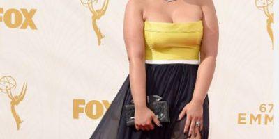 Fotos: Las actrices de talla grande no pudieron verse bien en los Emmy 2015