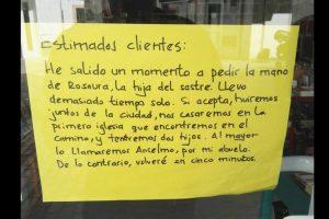 Sin embargo, mucha gente pregunta por el fin de la historia. Foto:Vía Twitter @enlacasatomada