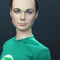 "Jim Parsons como ""Sheldon"" en ""The Big Bang Theory"". Foto:vía NoelCruz"