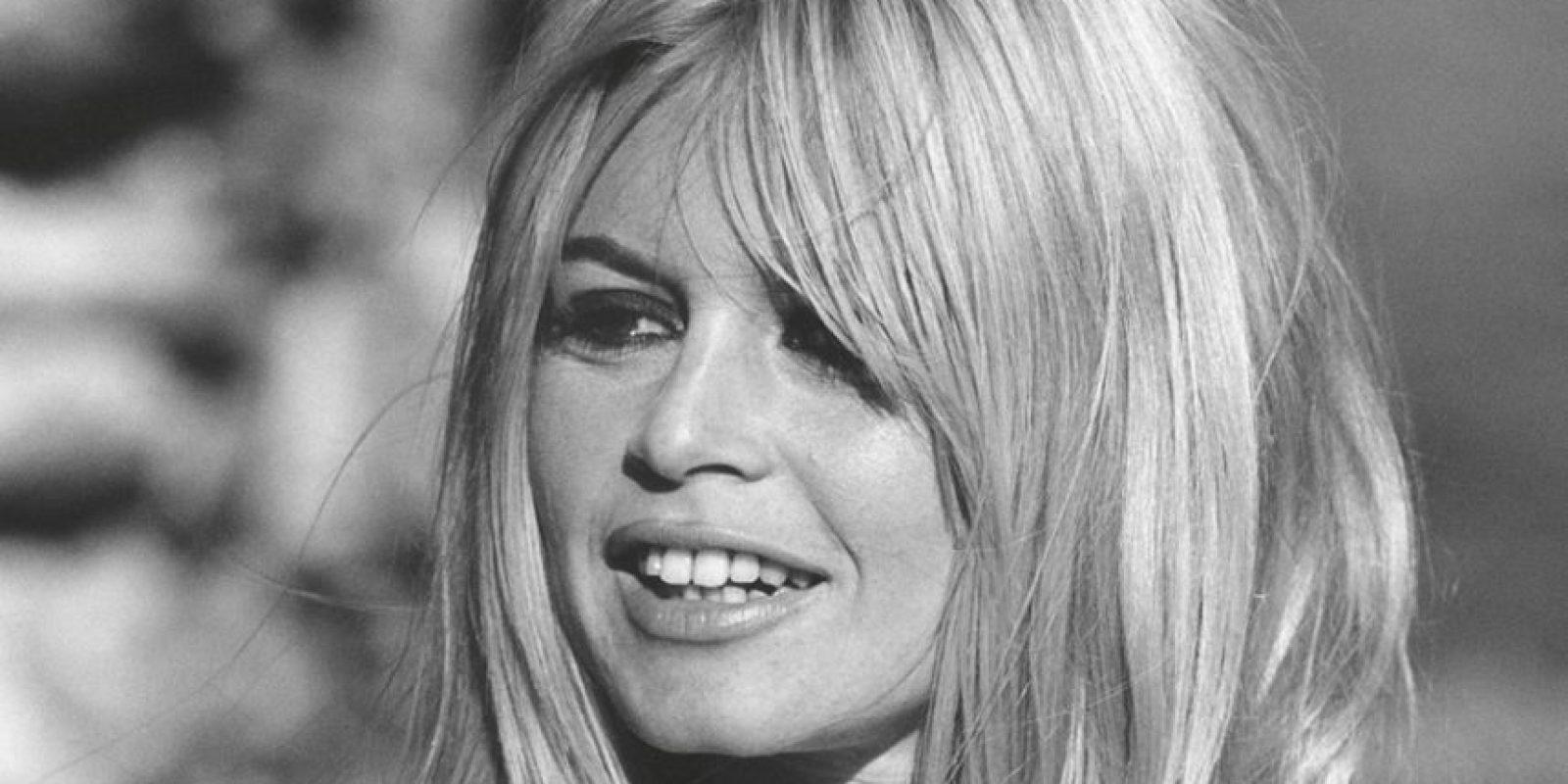 Brigitte Bardot tiene 80 años. Foto:vía Getty Images