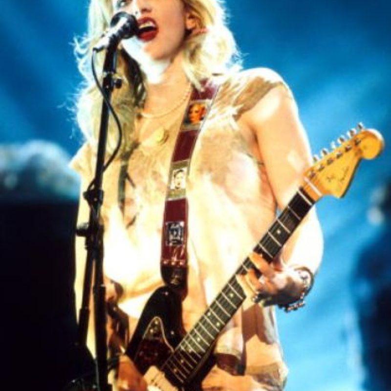 Courtney Love tiene 51 años. Foto:vía Getty Images