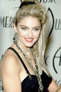 Aunque Madonna es ícono de moda… Foto:vía Getty Images