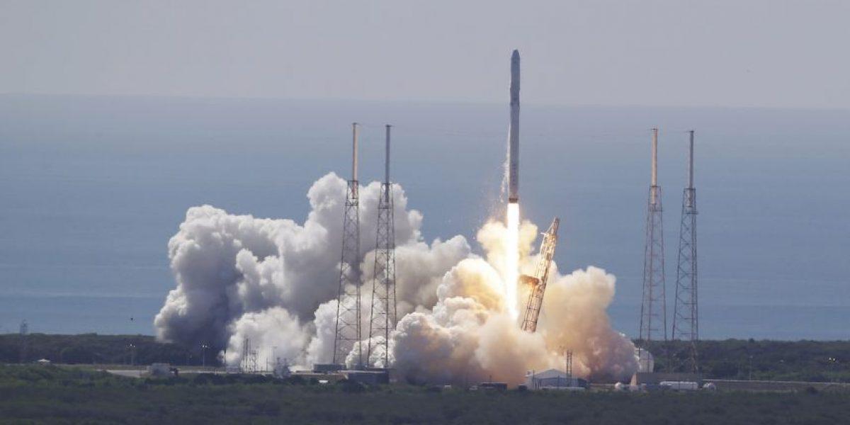 Explota cohete de SpaceX luego de su lanzamiento