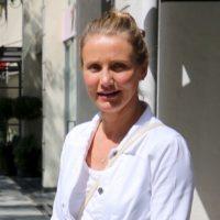Cameron Diaz se une al club de las irreconocibles…. ¿Que le pasó a la actriz? Foto:Grosby Group