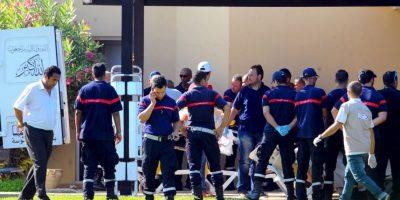 """5. El hotel contaba con 567 huéspedes al momento del atentado, reseñó """"El País"""". Foto:AP"""
