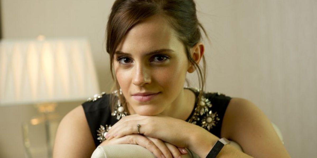FOTO. Se viraliza imagen de Emma Watson donde deja poco a la imaginación