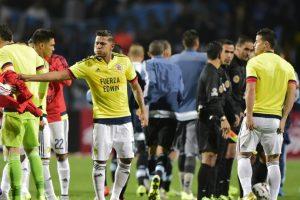 Colombia fue eliminada en cuartos de final de la Copa América. Foto:AFP