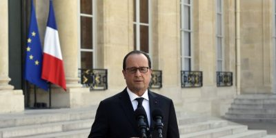 Decapitación de un hombre en Francia Foto:AFP