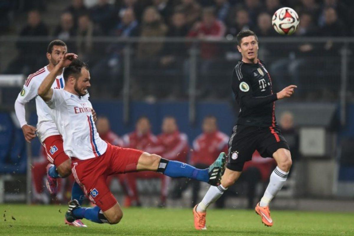 El equipo bávaro tendrá su próximo reto como local contra el Hamburgo. Foto:AFP