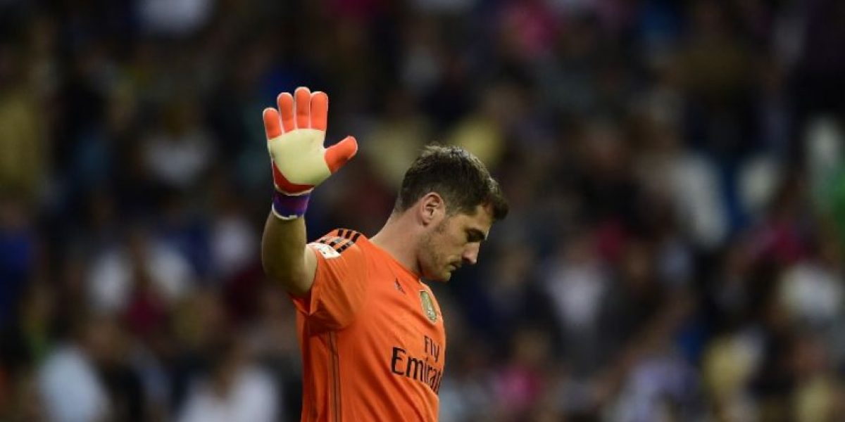 ¿Se va Iker Casillas del Real Madrid?