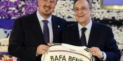 Rafa Benítez, un nuevo entrenador en el Real Madrid para olvidar a Ancelotti
