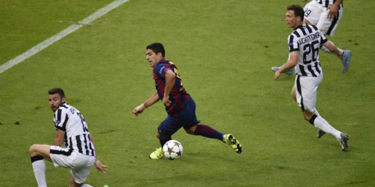 FINAL CHAMPIONS LEAGUE: Luis Suárez acerca al Barcelona a la