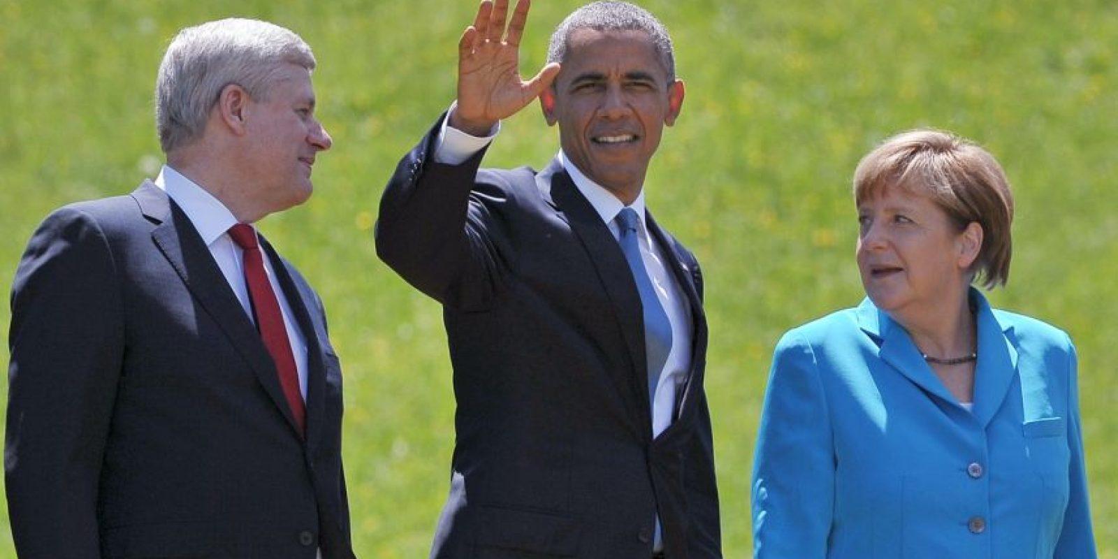 Afirmaron en su primera reunión en la Cumbre del G7. Foto:AFP