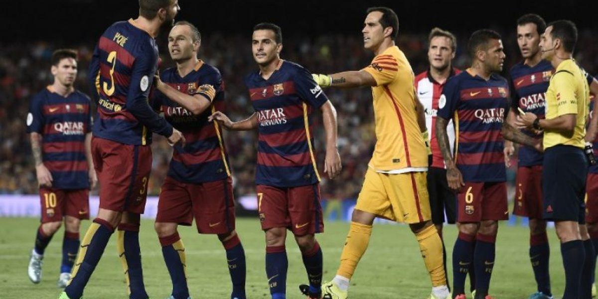 Iniesta cree que el Barça fue