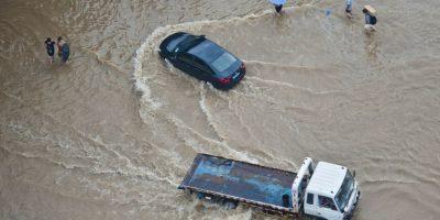 Este tipo de huracanes pueden provocar distintos daños. Foto:AFP