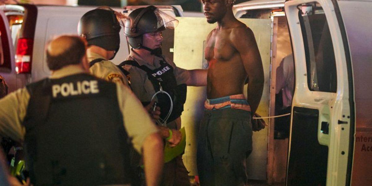 """Ciudadanos de Ferguson se quejan de la violencia: """"Es una patada en el estómago"""""""