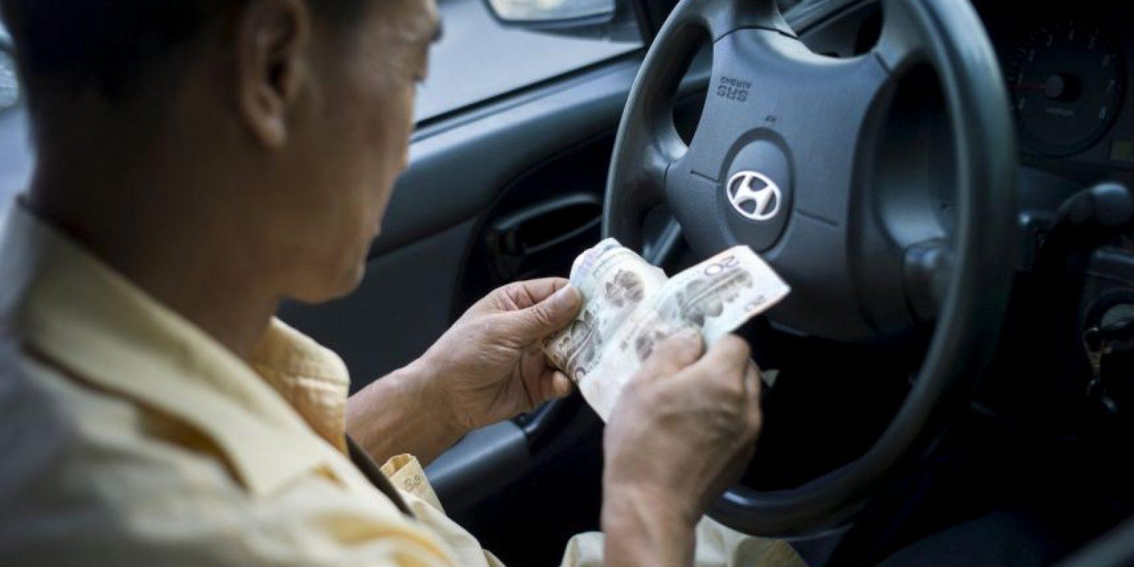 """2. """"No es devaluación"""" Foto:AFP"""