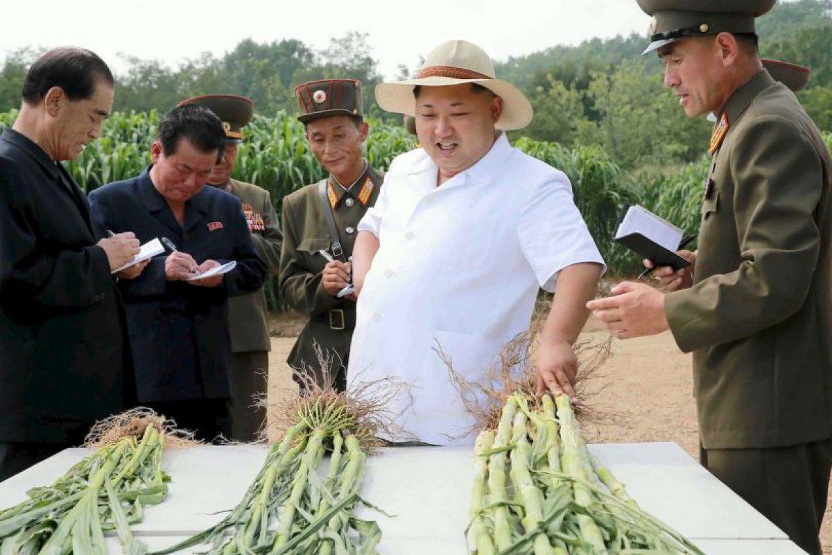 Esto debido a los ejercicios militares que planea Corea del Sur, en conjunto con Estados Unidos y otros aliados. Foto:AFP