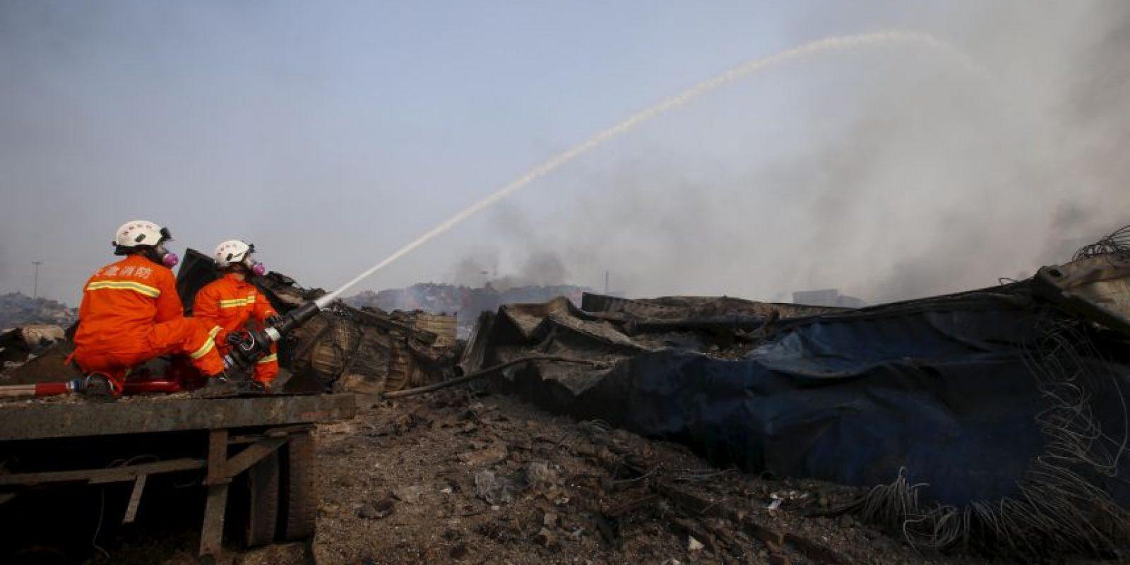 Según informan los familiares, muchos de ellos recién cumplieron los 18 años y provienen de zonas pobres Foto:AFP