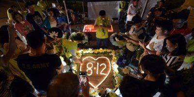 Hasta ahora se reportan 114 muertos, 70 desaparecidos y más de 70 heridos Foto:AFP
