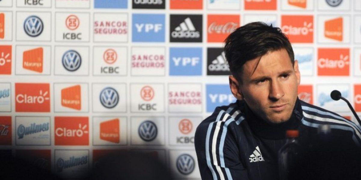 Messi irá a juicio en España por fraude fiscal