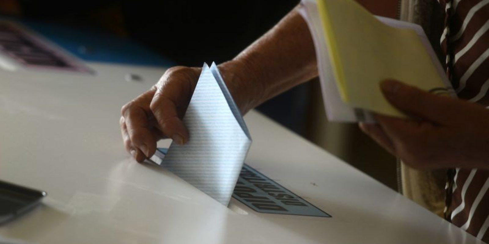7.5 millones de guatemaltecos salen a las urnas este domingo. Foto:AFP