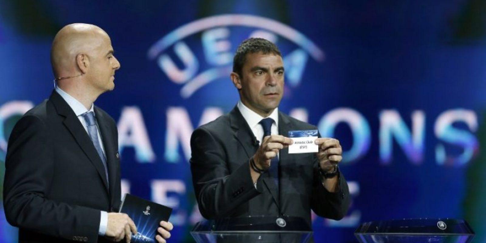 Manolo Sanchis no se guardó nada para responderle al zaaguero del Barcelona. Foto:AFP