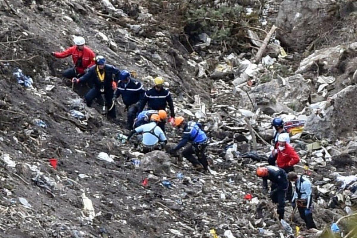 Fallecieron 150 personas Foto:AP