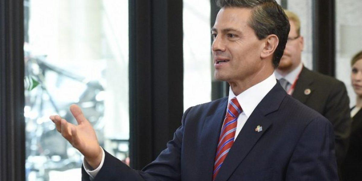 Operan de emergencia al presidente de México, Enrique Peña Nieto