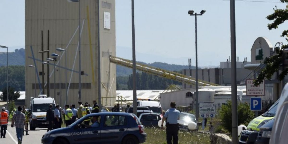 FOTOS: Este fue el lugar del atentado terrorista en Francia