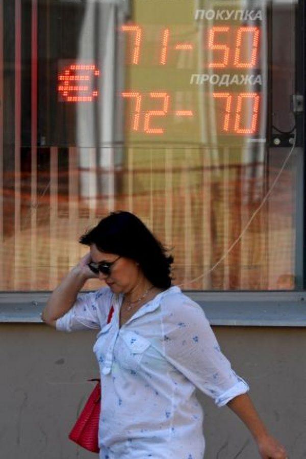 3. ¿Para qué rebajar el precio de la moneda? Foto:AFP