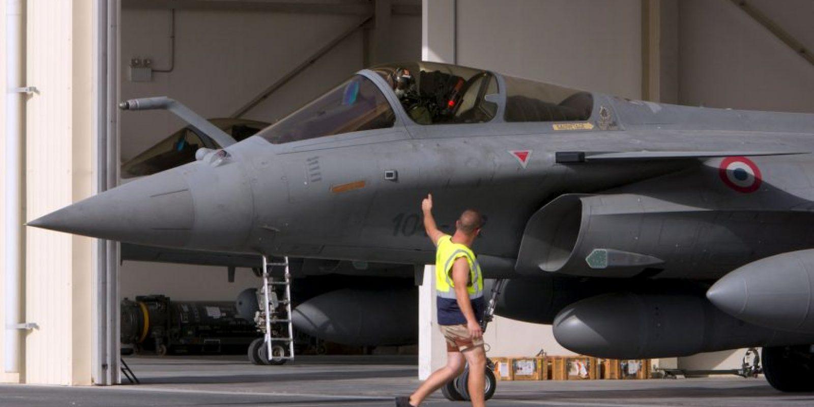 Estados Unidos ha comandado ataques con drones. Foto:AFP/ ECPAD
