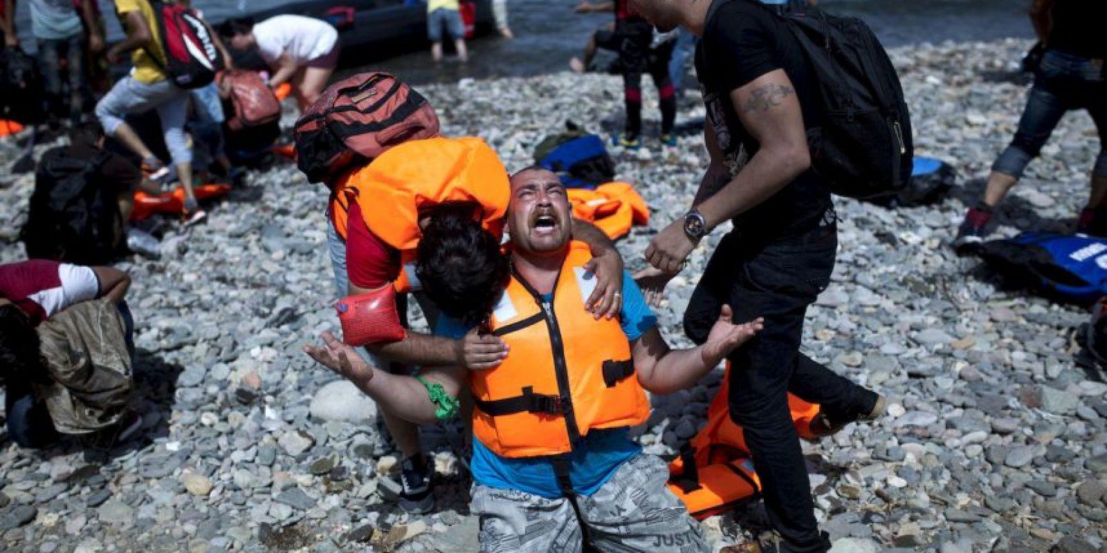 Le sigue Francia con 24 mil 031 refugiados. Foto:AFP
