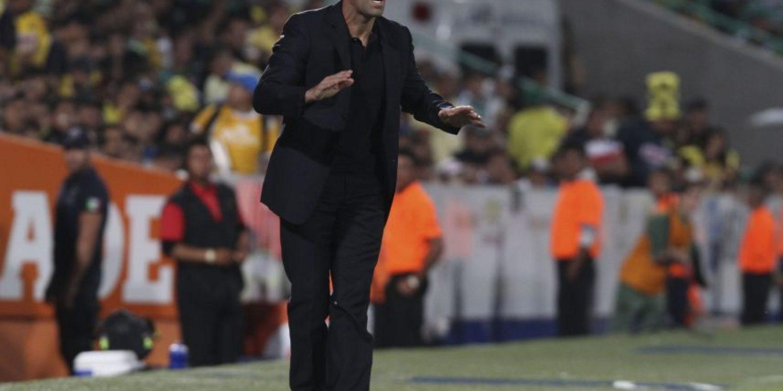 Cuatro opciones se manejan para sustituir a Miguel Herrera como técnico de México. Foto:AFP