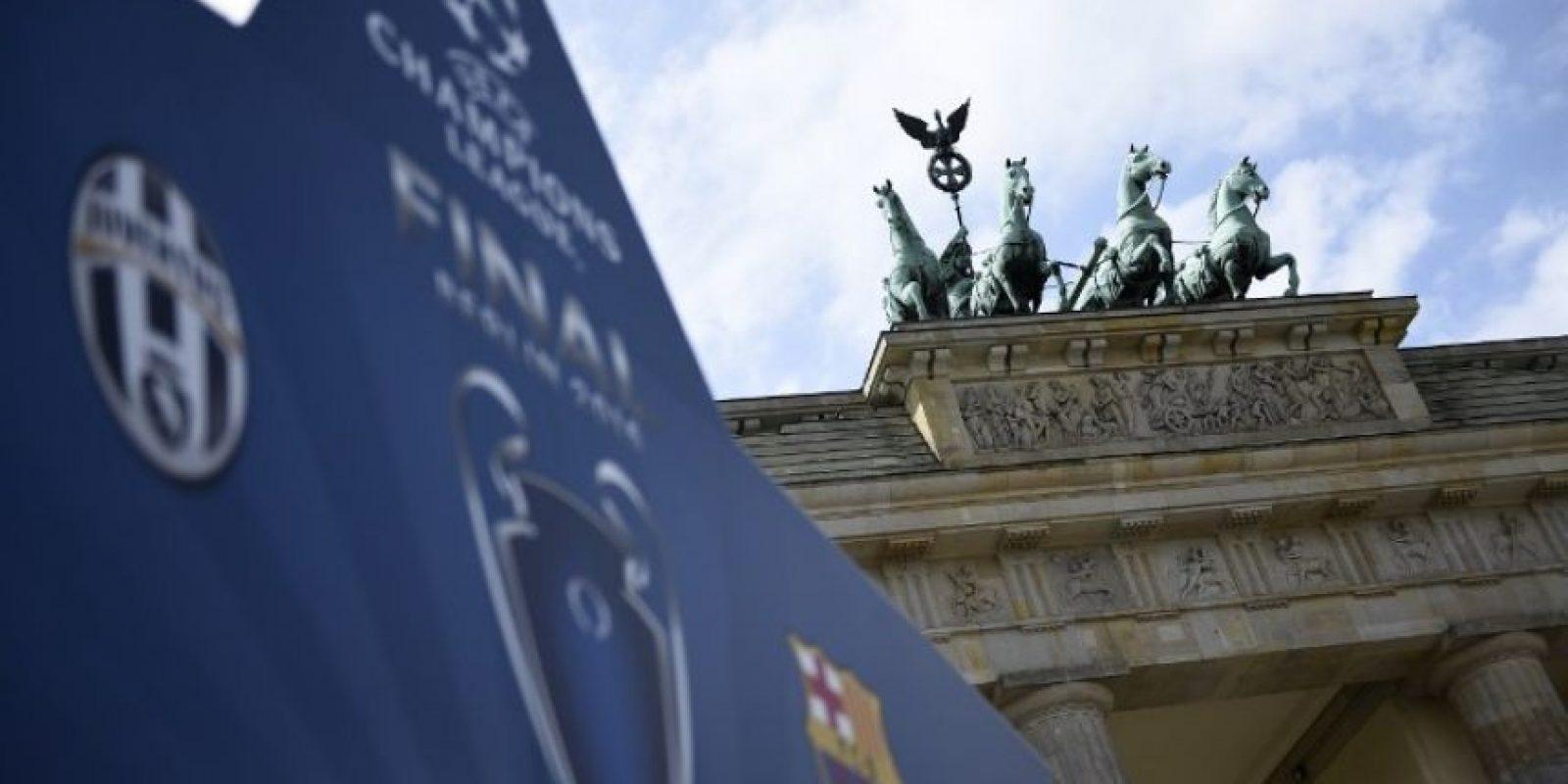 El partido que se jugará en Berlín promete grandes emociones en la definición del título. Foto:AFP