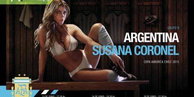 Argentina Foto:Vía facebook.com/HR-Models