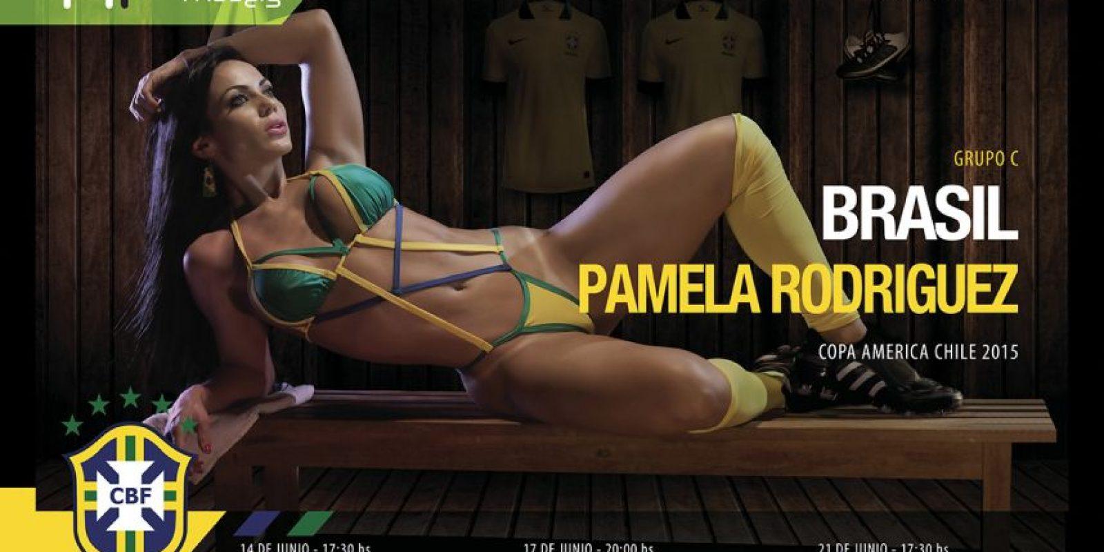 Brasil Foto:Vía facebook.com/HR-Models