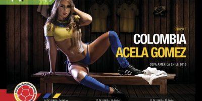 Colombia Foto:Vía facebook.com/HR-Models