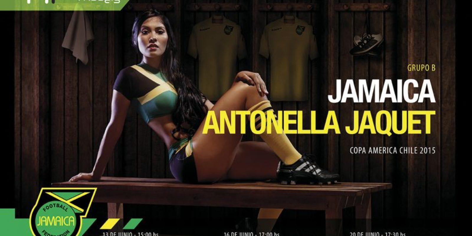 Jamaica Foto:Vía facebook.com/HR-Models