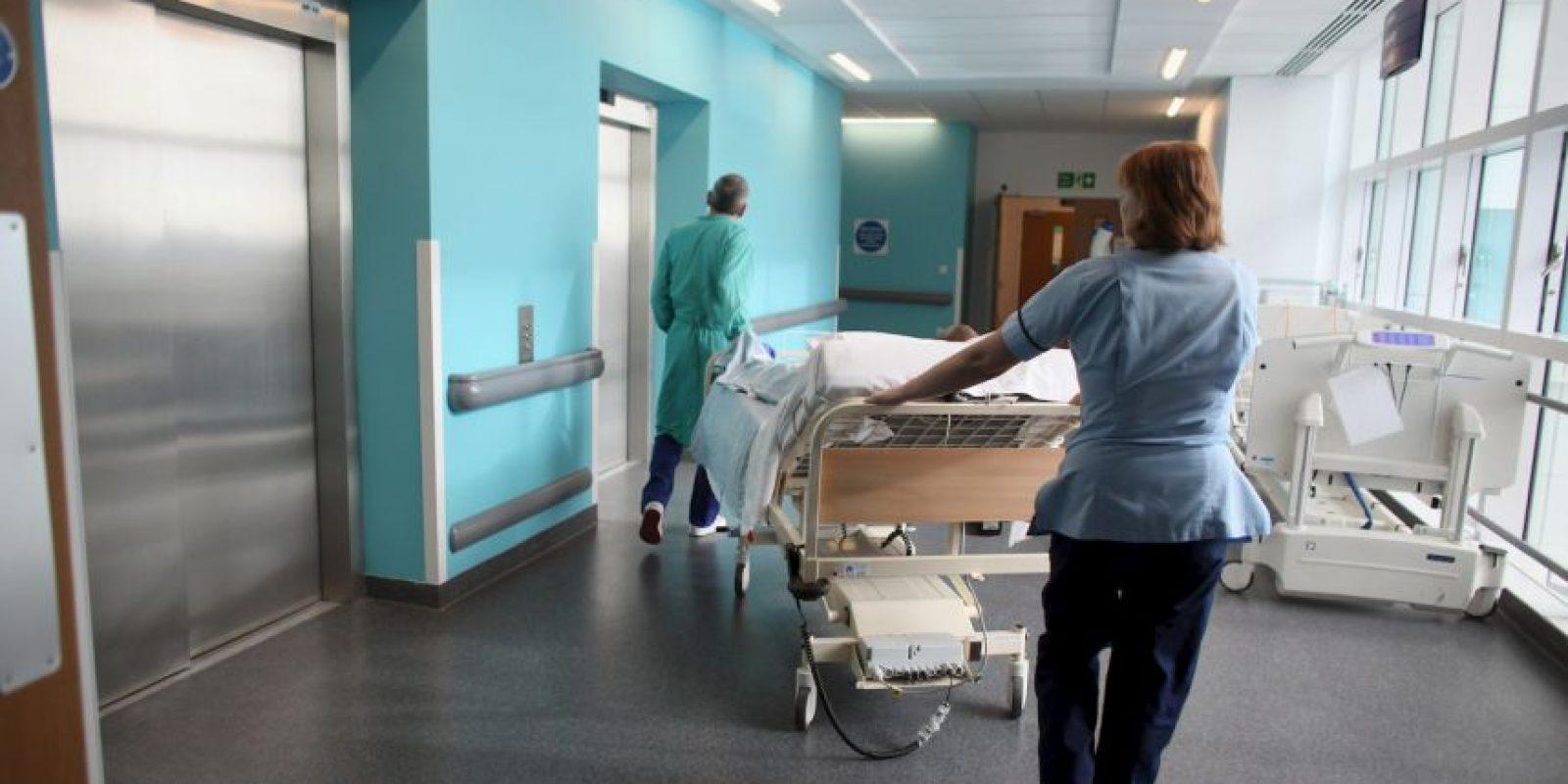 4. Enfermera. Salario promedio de 38 ómil 400 dólares Foto:Getty Images