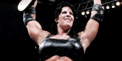 Fue campeona Femenina de la WWE. Foto:Vía facebook.com/ChynaJoanLaurer