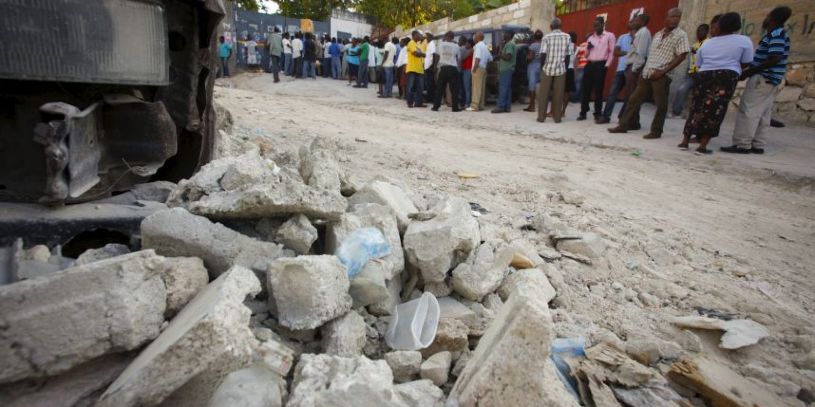 12 días después se registraron más de 52 réplicas Foto:Getty Images
