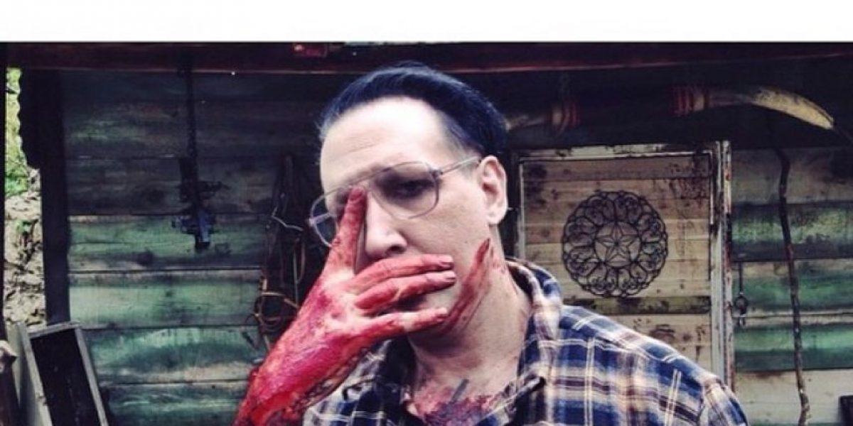 Ten mucho cuidado, ahora Marilyn Manson es un asesino