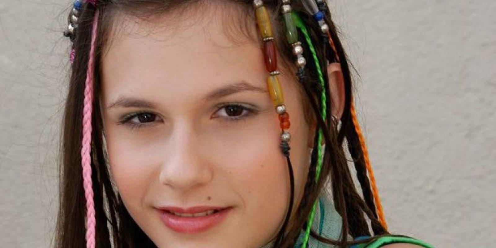 A Schneider le gustó tanto la audición de la actriz, Erin Sanders, que creó el personaje para ella Foto:vía facebook.com/DanWarp