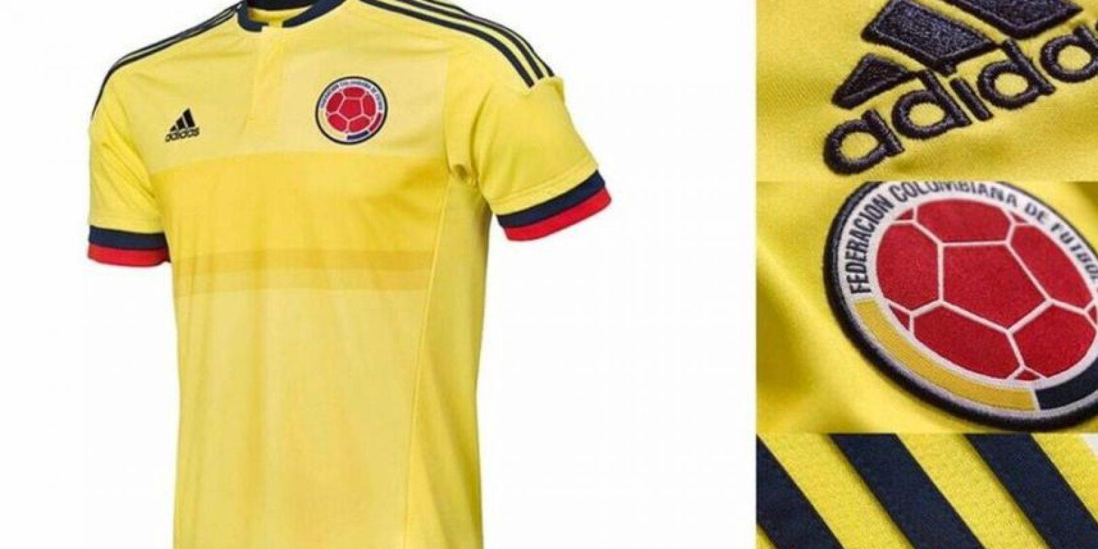 """La """"Tricolor"""" estrenará uniforme en la Copa América. Foto:Adidas"""