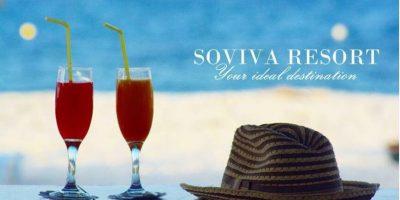 """Por su parte, el Soviva Resort se presenta como """"un lugar perfecto para unas vacaciones de ensuelo"""" Foto:Facebook.com/SovivaResort"""